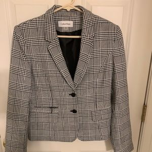 Calvin Klein Blazer, size 8, New with Tags